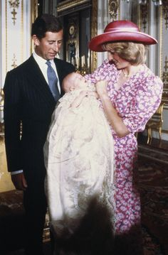 Gush over some of the cutest moments from the christening, and take a look back at the many princes and princesses of the British royal family who have marked this unique milestone.