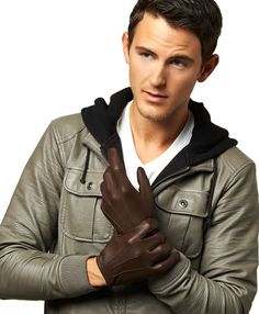 Tough Gloves American Classics™ Deerskin Patrol Gloves By Tough Gloves American Classics | Free USA Shipping at Leather Gloves Online