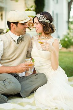 Great Gatsby-Inspired Shoot by Mark Padgett Wedding Design, Panacea Event Floral Design + Mike Larson Great Gatsby Themed Wedding, 1920s Wedding, Dream Wedding, Wedding Day, Carnival Wedding, Gatsby Party, Wedding Gifts, Great Gatsby Motto, Estilo Gatsby