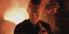 Terminator 2 judgement day: T-1000