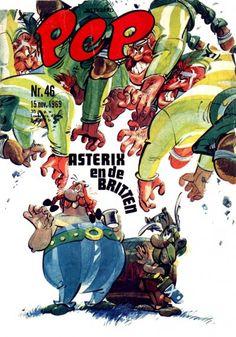 Astérix chez les Bretons par Daan Jippes