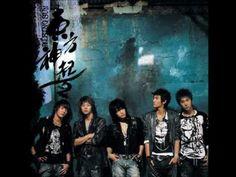 DBSK (TVXQ!) - Rising Sun [FULL ALBUM]