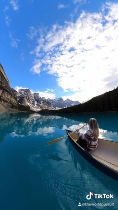 When is the best time to visit Moraine Lake in Banff National Park in Alberta, Canada