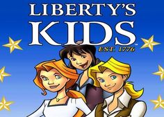 All 40 Liberty Kids Episodes At Amazon Free With Prime Membership