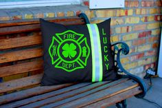 Fully Involved Stitching creates unique firefighter gifts that are perfect for every occasion. Our firefighter themed items are sure to impress your loved one! Firefighter Bedroom, Firefighter Home Decor, Firefighter Family, Firefighter Gifts, Volunteer Firefighter, Fireman Wedding, Firefighter Wedding, American Flag Quilt, Thin Red Line Flag