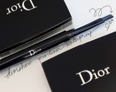 Dior's New Diorshow Pro Liner Waterproof Pencil Is Angling for Your Liquid Liner Love Makeup And Beauty Blog, Love Makeup, Liquid Liner, Eye Liner, Wish You The Best, Makeup Brands, Department Store, Backstage, Dior