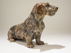 Dachshund Dog Sculpture