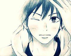Kimi ni Todoke Kuronuma and Kazehaya Anime Love Story, I Love Anime, Anime Guys, Kimi Ni Todoke, Manga Boy, Manga Anime, Miraculous, Baka To Test, Danshi Koukousei No Nichijou