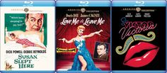 Blu-ray Reviews: Musicals and the Musically Inclined from the Warner Archive - Cinema Sentries