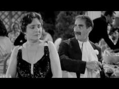 Worst Dates EVER - Groucho Has Driftwood- Night at the Opera