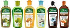 Vatika Naturals Enriched Hair Oils
