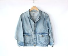 Absolutely amazing vintage denim jacket