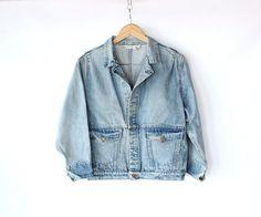 Absolutely amazing vintage denim jacket