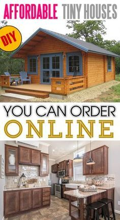 Prefab Tiny Houses You Can Order Online Right Now Home Designs Pinterest House Kit And Kits