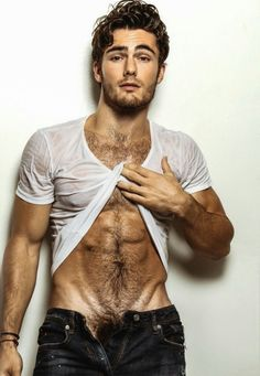 Scruffy Men, Hairy Men, Bearded Men, Handsome Male Models, Handsome Actors, Married Men, Hommes Sexy, Sexy Shirts, Muscular Men
