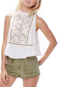 Image of Free People Flora Tank