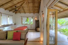 Playa Santa Teresa Vacation Rental - VRBO 460651 - 0 BR Puntarenas Bungalow in Costa Rica, Beach Casitas with Tropical Luxury, Style and Privacy.
