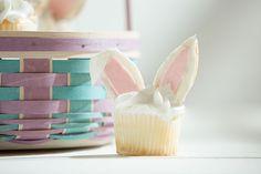 The Big Basket Blog | Bunny Cup Cake