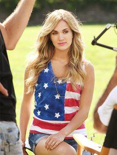 Carrie UnderWood  American Girl