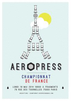 French AeroPress Championship 2014