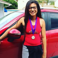 Traveled to Santa Barbara this weekend for track and field co-conference championship!  She came in 6th in shot put.  #drivemazda  @mazdausa  @driveshopusa  #Track&Field #santabarbara #SBCC #ProudMama  #instagrood #photooftheday #follow #instalike #instamood #igers #all_shots #picoftheday #instadaily #bestoftheday #igdaily #followme #webstagram #tweegram #Momarewethereyet #AreWeThereYet #Like4Like #LikeForLike #Follow4Follow #FollowForFollow by momarewethereyet