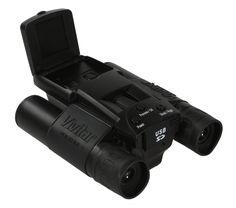 Digital Binocular Camera - Black (VIV-CV-1225V) | My Canon Digital Camera