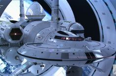 NASA Reveals Latest Warp-Drive Ship Designs. Awesome!