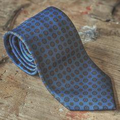 Drake's of London Foulard tie