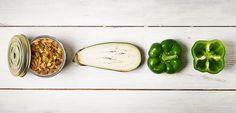 Terrine de légumes d'été à l'huile de truffe