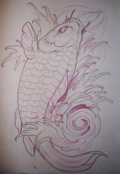 Koi fish flash01 by SunofKyuss on DeviantArt …