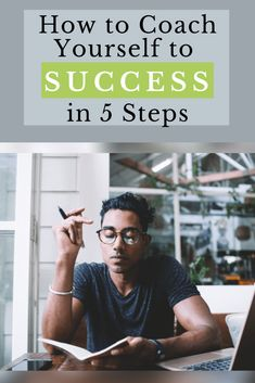 Having a coach can empower you to achieve major career success. But if a coach isn't within reach right now, you can be your own! Here's how. Career Success, Productivity, Coaching, Reading, Business, Training, Reading Books, Store, Business Illustration