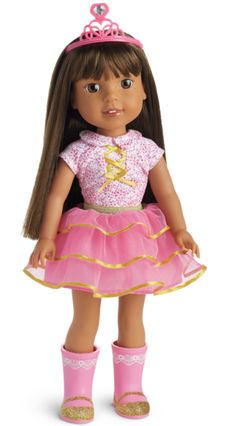 Toy Tuesday: American Girl WellieWishers | The Shopping Mama