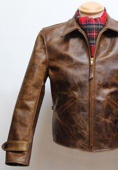 August - A Lightweight Half Belted Jacket - Aero Leathers, Scotland, UK Lightweight Leather Jacket, Men's Leather Jacket, Leather Jackets, Biker Jackets, Kim K Style, Men's Style, Summer Jacket, Elegant Man, How To Slim Down