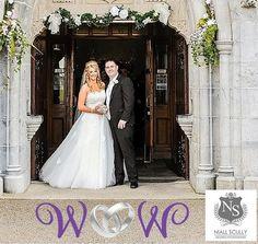 Michelle and Gary - WOW Winners! Dream Wedding, Couples, Wedding Dresses, Gallery, Fashion, Moda, Bridal Dresses, Alon Livne Wedding Dresses, Fashion Styles