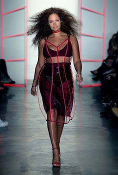 7998c0ead99 Chromat Fall 2016 Ready-to-Wear Fashion Show