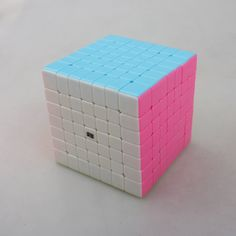 (37.99$)  Watch here  - YJ MoYu Aofu GT 7x7x7 Speed Cube Yongjun Square 7x7 Stickerless Magic Cube - Fluorescent 6-Color