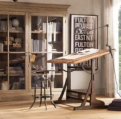 inspiring design ideas architectural drafting table. French Drafting Table  With my dad being an architect we ve always had a couple drafting tables lying around the house I used to have one in room but 33 Crazy Cool Home Office Inspirations Inspiration Spaces and