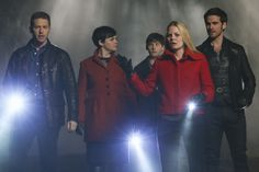 """David, Mary Margaret, Henry, Emma and Hook - 4 * 17 """"Heart of Gold"""""""