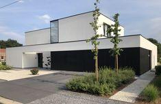 Modern Residential Architecture, Architecture Résidentielle, Modern Exterior, Exterior Design, Modern Villa Design, Contemporary Design, Modern Architects, Building Exterior, Facade House