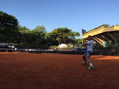 Rafa Nadal 23 February ·     Entrenando ya en Buenos Aires!! :)  Already practicing in Buenos Aires!! :)