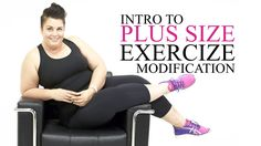 Good Mornings Hamstring Exercise Modification - plus size - workout - episode 11 Do Exercise, Excercise, Exercise Routines, Exercise Motivation, Beginner Exercise, Best Weight Loss, Weight Loss Tips, Weight Lifting, Losing Weight