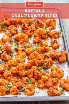 Go meatless with these crazy Buffalo cauliflower bites! They are not only much h… Go meatless with these crazy Buffalo cauliflower bites! They are not only much healthier, but also insanely delicious and childishly easy to make! Side Dish Recipes, Veggie Recipes, Vegetarian Recipes, Cooking Recipes, Healthy Recipes, Califlour Recipes, Fat Free Recipes, Roasted Vegetable Recipes, Vegetarian Italian