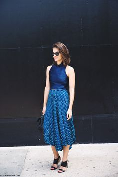 New_York_Fashion_Week_Spring_Summer_15-NYFW-Street_Style-Maria_Dueñas-Blue-