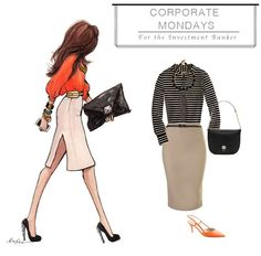 Investment Banker Wardrobe & Style