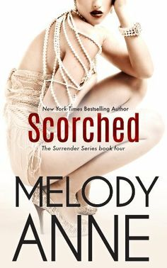 What a phenomenal way to end a series! I love how the story for each couple ended. I think this is a great series! Melody Anne has outdone herself. A must read!   Scorched - Book Four - The Surrender Series by Melody Anne, http://www.amazon.com/dp/B00EV8ETK4/ref=cm_sw_r_pi_dp_SIIGsb0NZGXXM