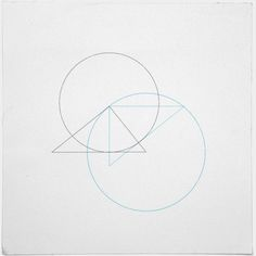 #160 Different radii– A new minimal geometric composition each day