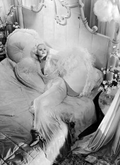 Jean Harlow - Dinner at Eight