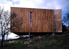 HOUSE OF STEEL AND WOOD | ecosistema urbano . portfolio