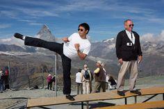 Magnum Photos - Martin Parr SWITZERLAND. Zermatt. The Matterhorn. 2012.