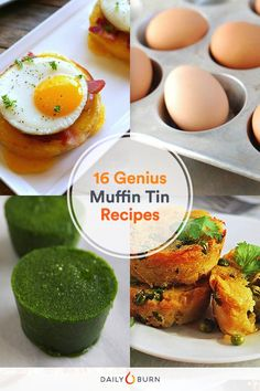 16 Brilliant New Uses for Your Muffin Tin